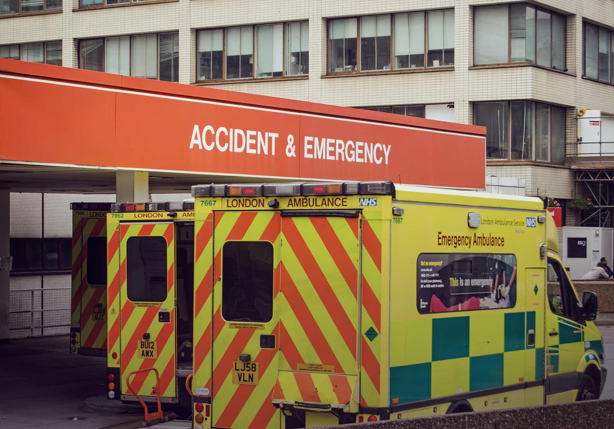 Responding to emergency vehicles