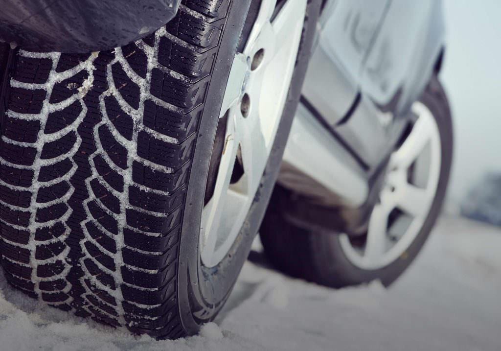 Get to grips with your tyres this winter